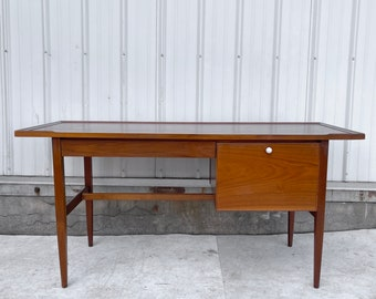 "Mid-Century ""Declaration"" Writing Desk by Stewart MacDougall For Drexel"