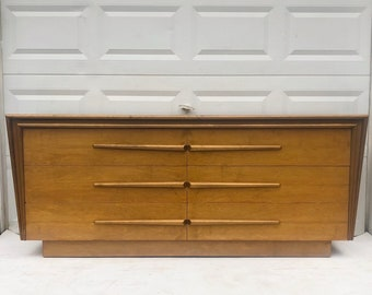 Mid-Century Bedroom Dresser by Edmond Spence