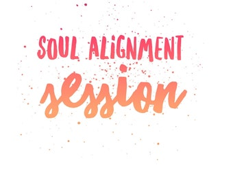 Soul Alignment Session - Includes Soul Purpose, Starseed Origination, Akashic Records Reading & Energy Alignment !