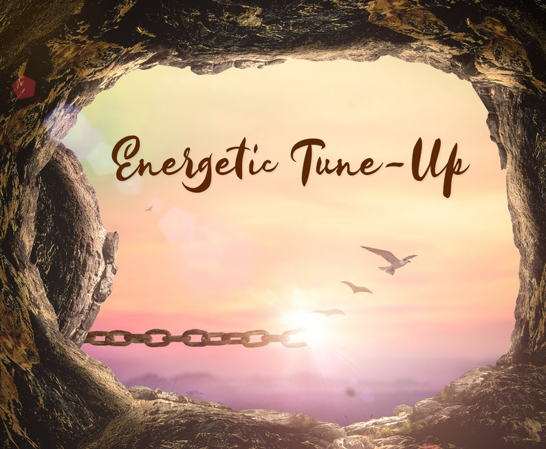 Energetic Tune-up Information  Instant Download image 0