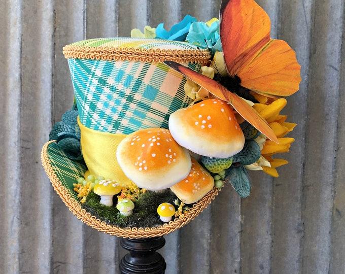 Mini Hats---Flowers