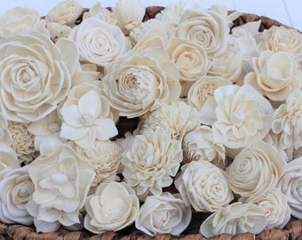 Random Sola Wood Flower Assortment