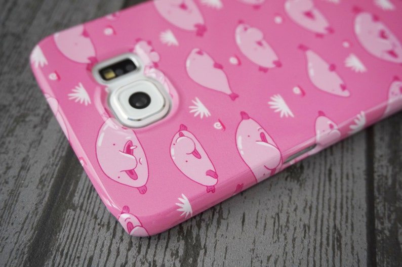 Blobfish Phone Case for iPhone 5 / 5S / SE / 6 / 6S / 7 / 8 / X or Samsung  Galaxy S6 / S6 Edge / S7 / S7 Edge / S8 / S9