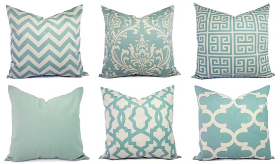 Incredible One Decorative Pillow Pillow Covers Two Throw Pillow Covers Blue Decorative Pillow Covers Blue Couch Pillows Blue Pillow Covers Andrewgaddart Wooden Chair Designs For Living Room Andrewgaddartcom