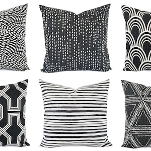 Pillow Covers 16 x 16 Inch Navy Blue