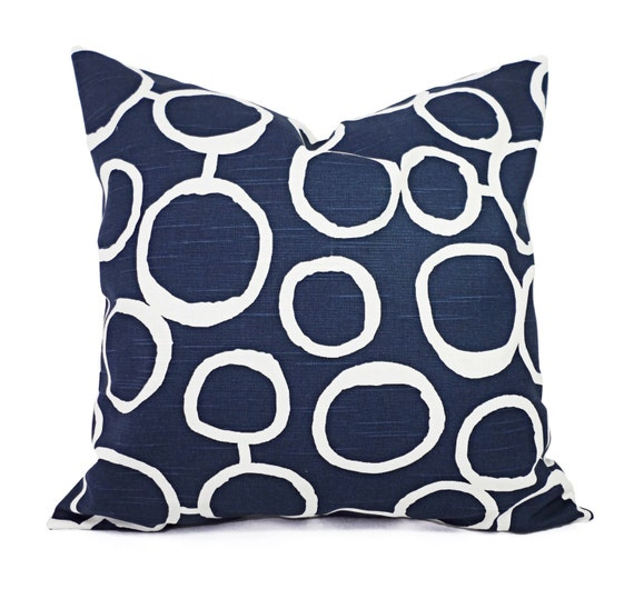 Pleasant Navy Blue Pillow Covers Two Navy And White Throw Pillow Covers Navy Couch Pillow Navy Accent Pillows Decorative Pillow Andrewgaddart Wooden Chair Designs For Living Room Andrewgaddartcom