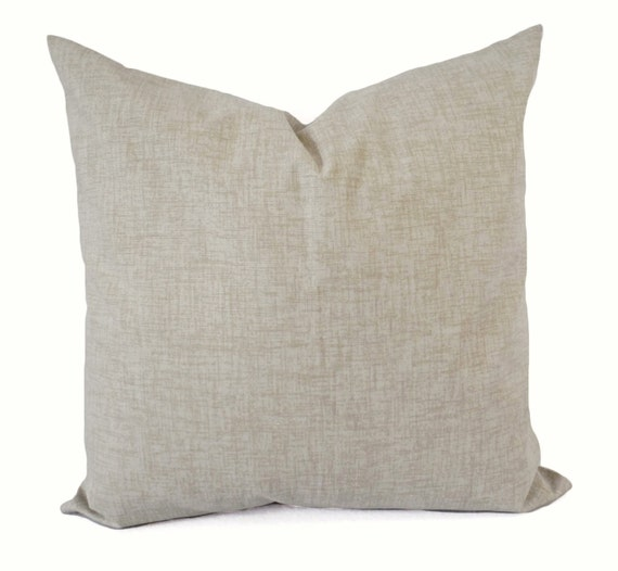 Two Pillow Covers Khaki Throw Pillows Solid Pillow Cover Etsy Classy Throw Pillow Covers Etsy