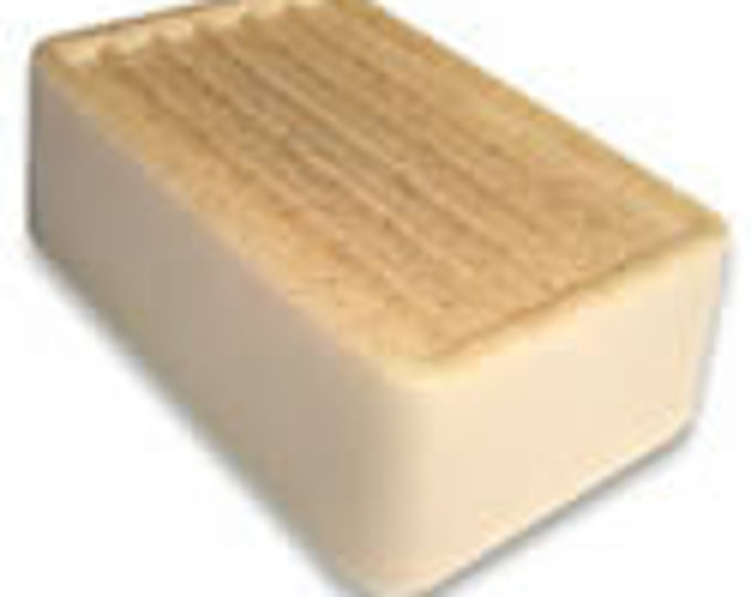 Goat Milk Almond Meal 4 oz bar soap- exfoliant moisturizing -  give your skin a radiant healthy glow