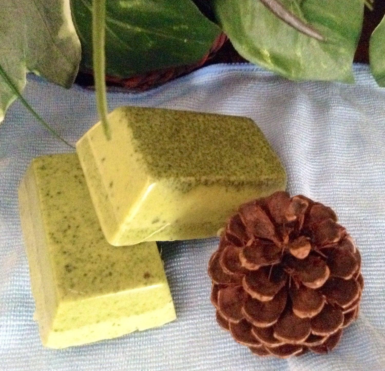 Goat Milk & Neem Powder Soap - 4 oz