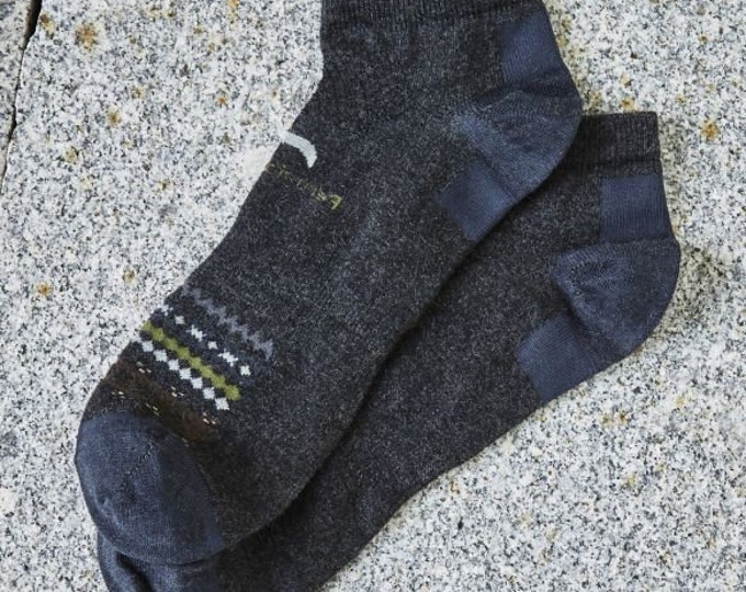 Baby Alpaca Ankle Socks - Warm cute soft and incredibly nice on your feet