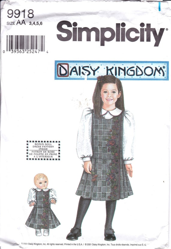 """French Connection Doll Clothes Sewing Pattern for 22/"""" American Model Tonner"""