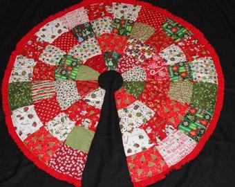 aa341bd170 Christmas Tree Skirt Pattern (PDF)