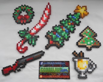 Terraria Crimtane Items keychains optional | Etsy