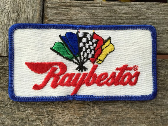 Raybestos Work Shirt Uniform Patch Etsy