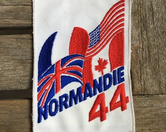 Normandie 44 Patch