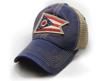 State Flag Trucker Hats   Outdoor Lifestyle by SLRevivalCo on Etsy 65211d43a3b
