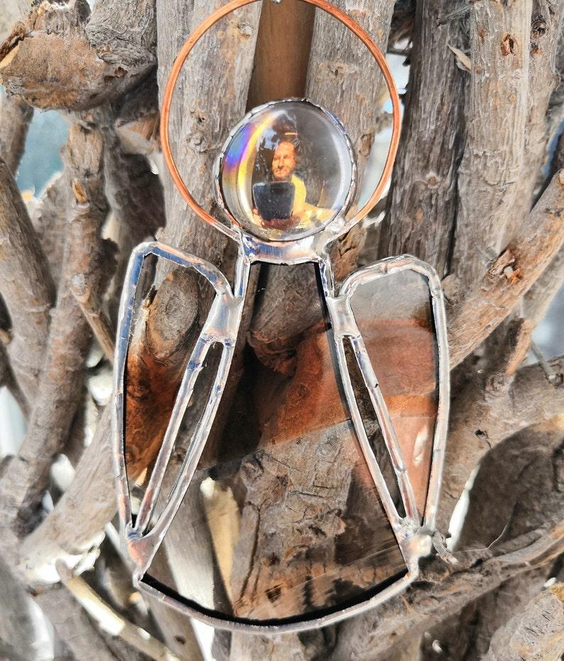 Silver Angel Sun Catcher,Easter Decoration
