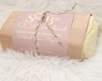 THE SHEA BAR By Savvy Chic Shea Butter Co.