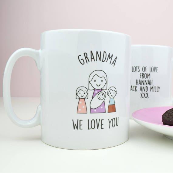 Granny mug - Mother's day gift - Grandma gift - Present for Nan - Grandparent gift