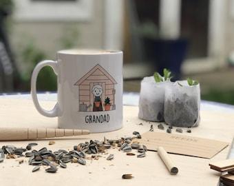 Grandad's Gardening Mug