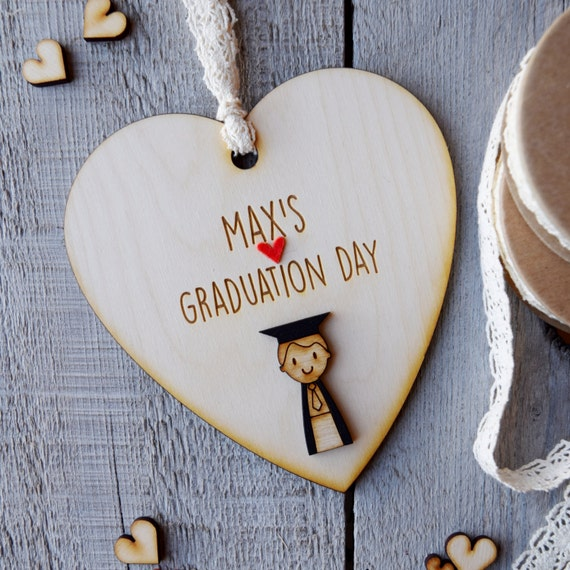 Boy's Graduation gift - Graduation keepsake - Boy's Graduation - Graduation day