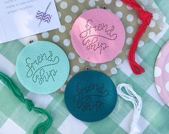 Embroidery Party Box
