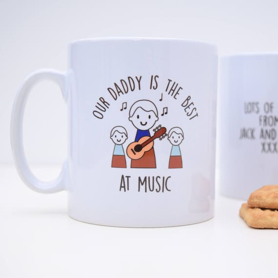Daddy Mug - Grandad mug - Father's day gift - best daddy mug
