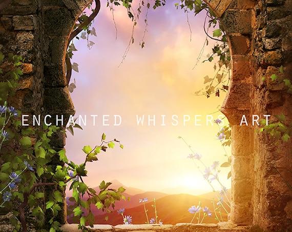 fantasy background instant download