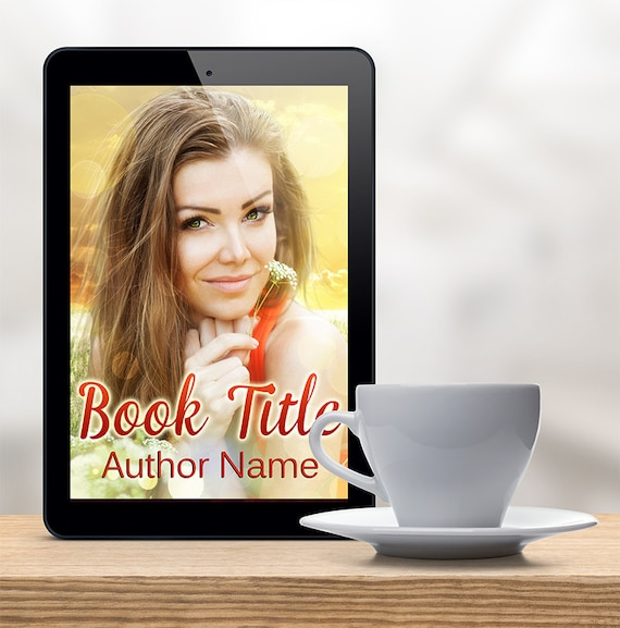 YA premade cover design for self publishing authors