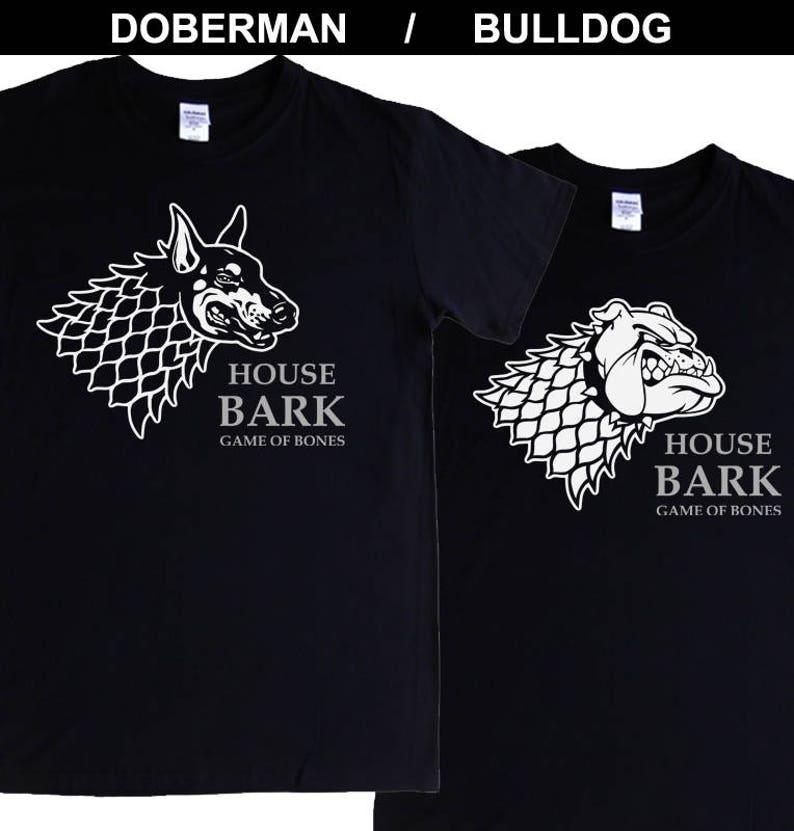 5XL DOG thrones stark labrador staffy sigil HOUSE BARK  Game of Bones HOODIE S