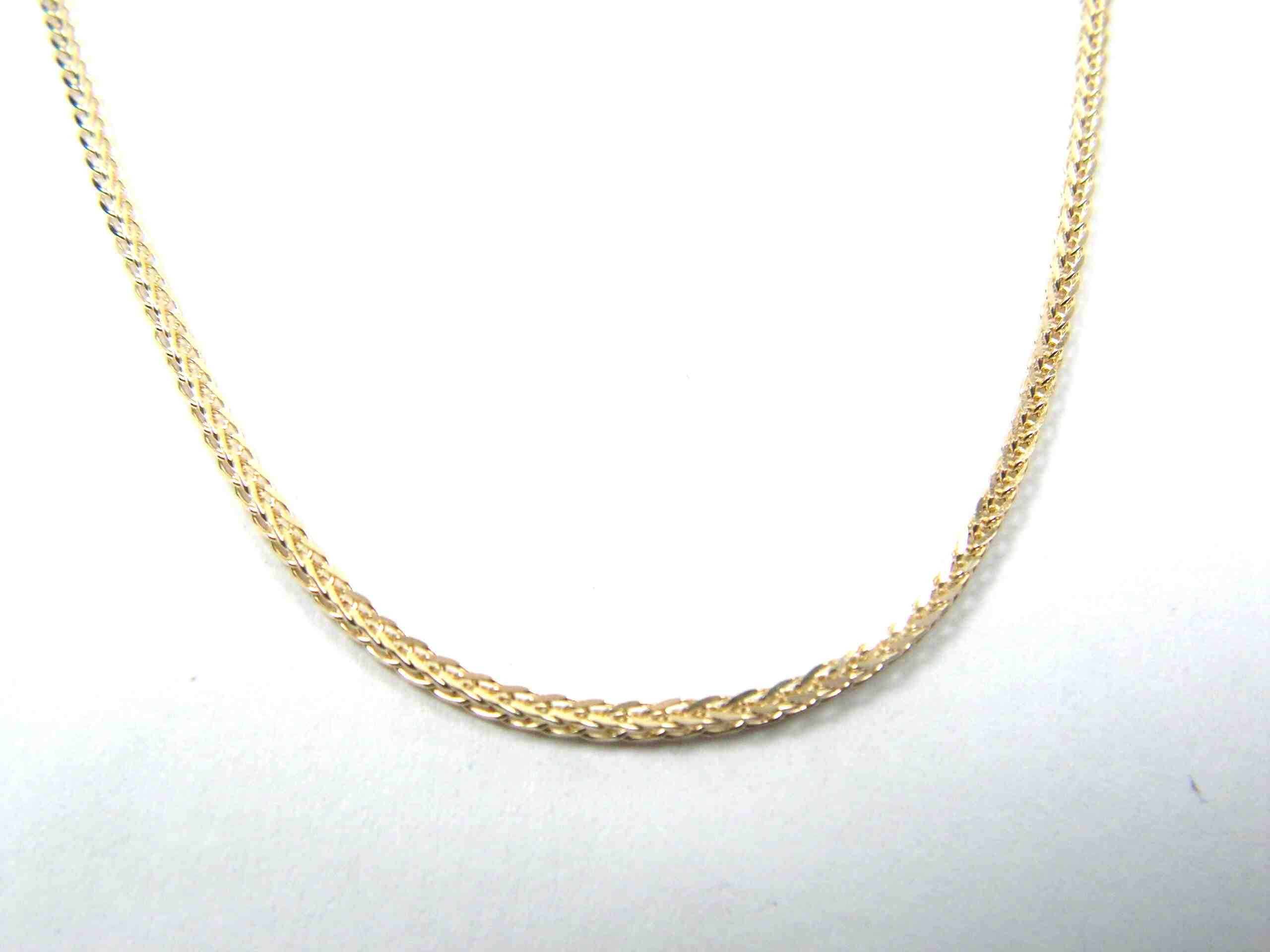 fa179049895d 14k gold chain gold necklace yellow gold necklace spiga