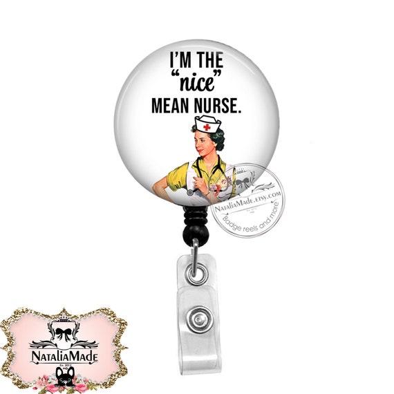 Vaccine Badge Nurse Gift Nurse Badge Reel Covid Badge Reel I/'m Vaccinated Badge Reel Vaccine Badge Reel Nurse Retractable Badge Reel