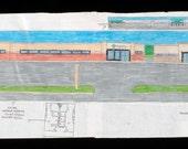 North Shore and Sam's Club, Elmhurst, IL