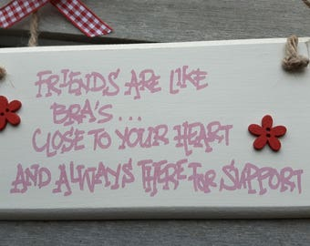 Office Home Decor Sign Wood Humorous Quote Coworker Friend