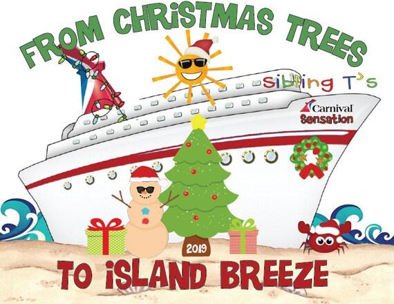 Christmas Carnival Cruise.Christmas Carnival Cruise Vacation Shirt Basic Design