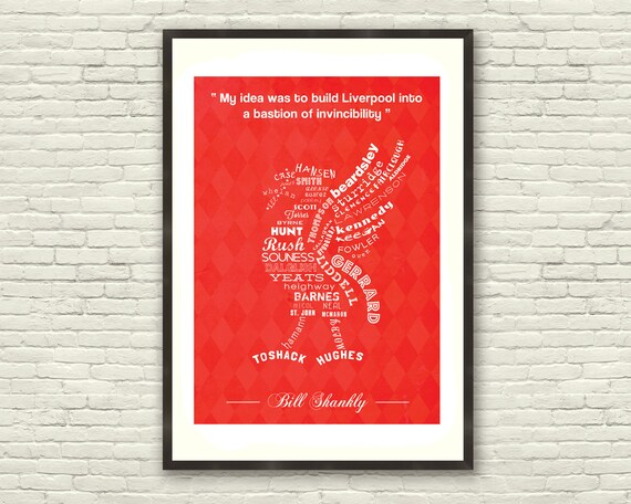 Custom order heroes of liverpool a3 poster print choose etsy image 0 reheart Choice Image