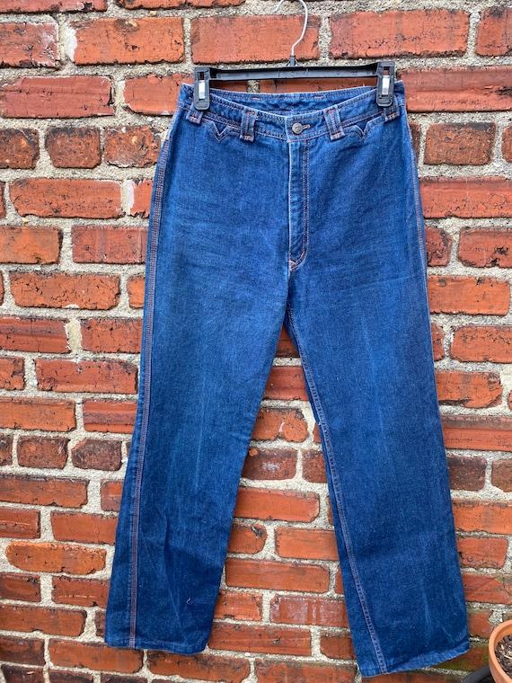 1970's Nest-Ce-past? Denim jeans - image 1