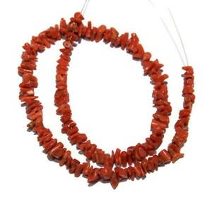 Original Coral Plain Rectangle Tube 60 Pcs 16 Inch RAMA84 Natural Italian Coral Italian Coral Beads 6-7mm Coral Necklace