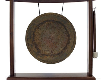 Lifting Buddha Gong Stand for 6 to 7 Gongs