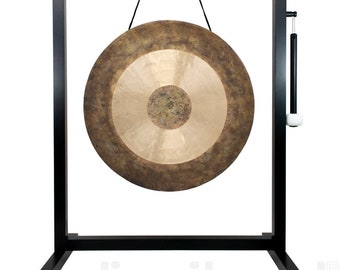 """Spirit Guide Gong Stands for 16/"""" to 22/"""" Gongs"""