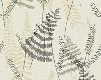 Scion Athyrium Fern Leaves Wallpaper