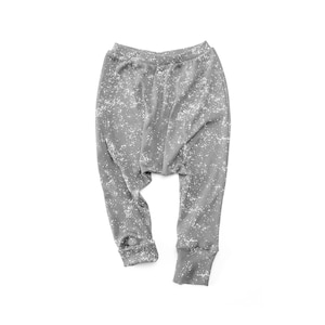 Kids TROUSERS ONLY PJs Organic Cotton 4-5 Years Printed Harems