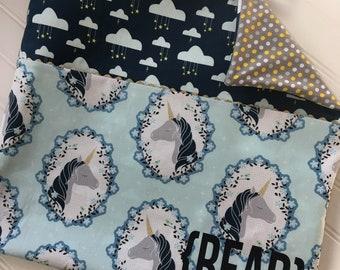 Unicorn Pillow, Reading Pillow, Reading Pillow Cover, Pillow Cover, Slipcover, Reading Pillow, Book Pillow, Children's Pillow, Book Lover
