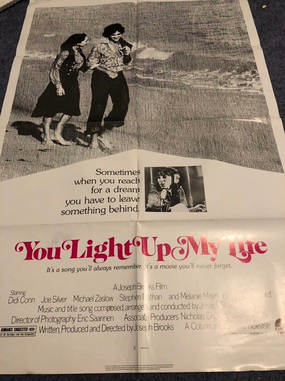 You Light Up My Life Movie Poster | Etsy