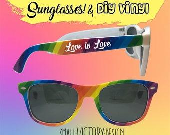 52a4c1d4e3 Rainbow sunglasses