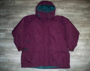 Furry purple jacket   Etsy