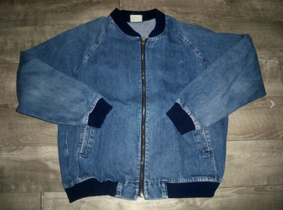 Vintage Levi's Levis Denim Jean Chore Workwear Tru