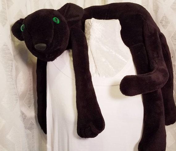 Black Cat Neck Buddy travel pillow
