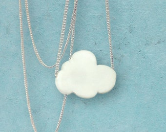 Cloudy day necklace