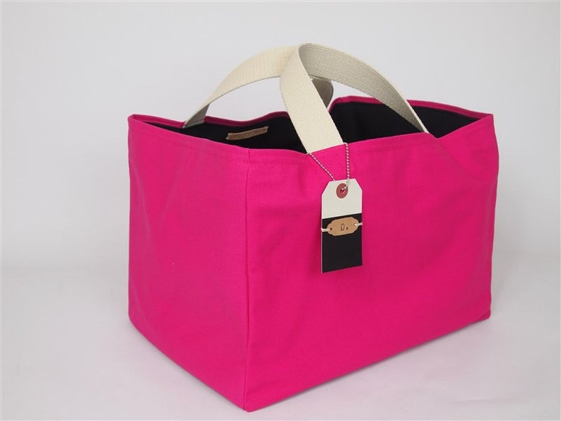 2751f986d5c4 Sade Canvas Grocery Tote Market Tote Canvas Bag Shopping
